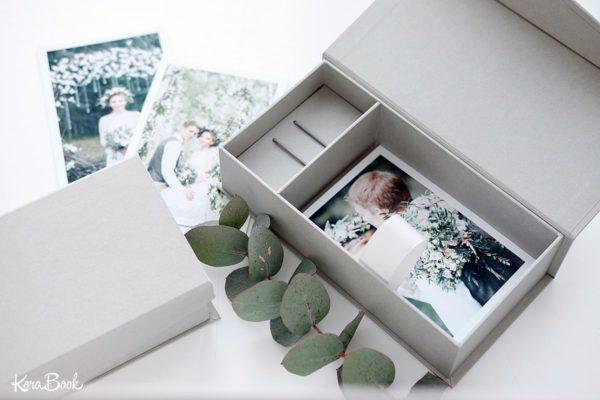 Короб для флешки и фото 10х15